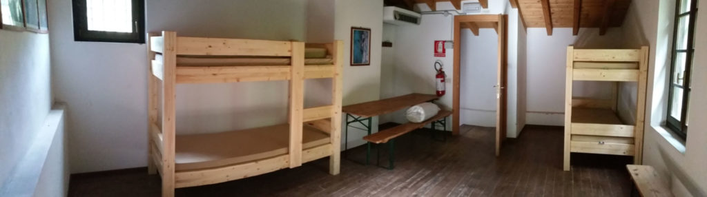 Piazzole Casa Scout Camera