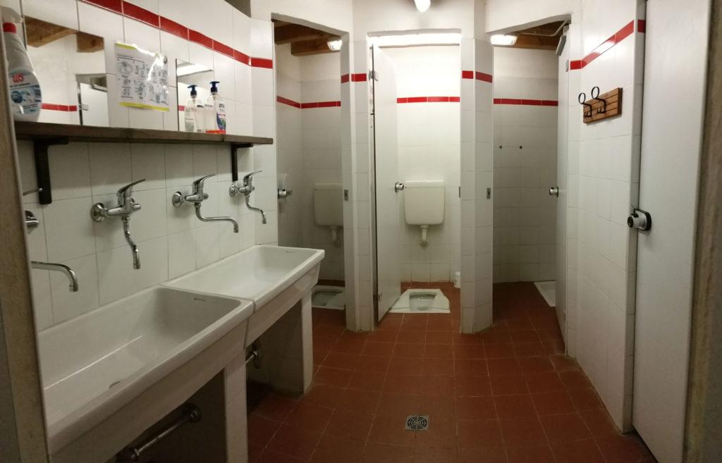Piazzole Casa Scout Bagno